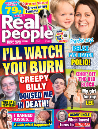 Real People - UK Issue 1 - 2020