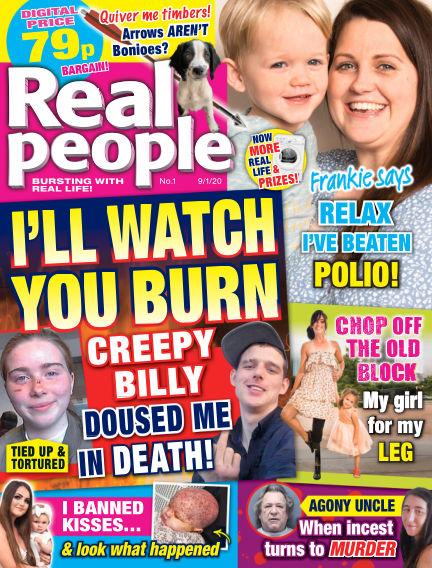 Real People - UK January 02, 2020 00:00