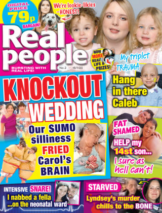 Real People - UK Issue 2 - 2020