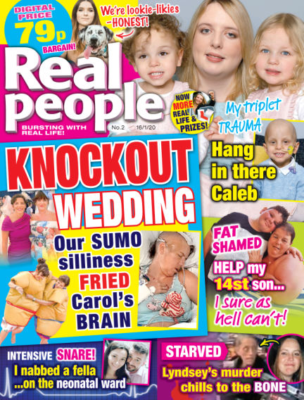 Real People - UK January 09, 2020 00:00