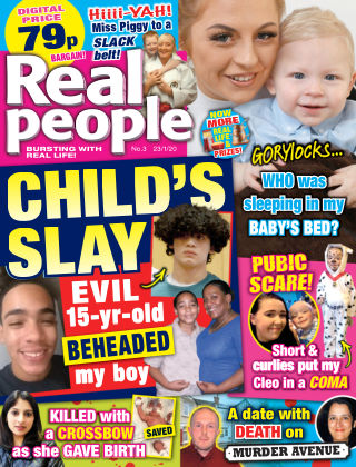 Real People - UK Issue 3 - 2020