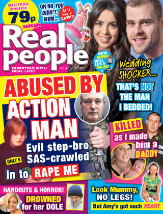 Real People - UK Issue 4 - 2020