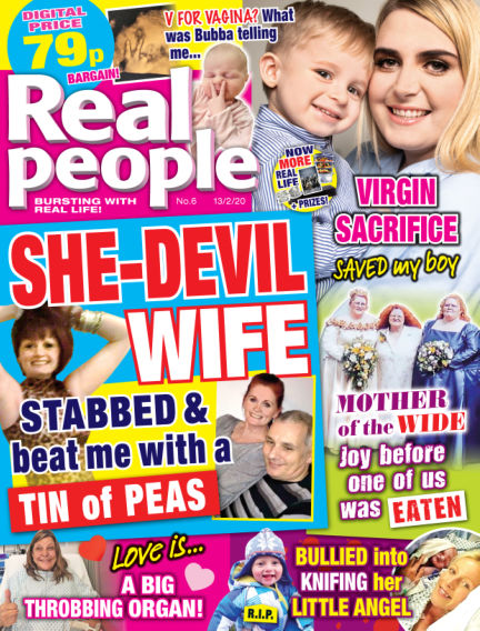 Real People - UK February 06, 2020 00:00