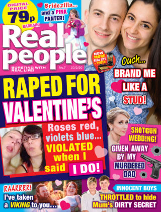 Real People - UK Issue 7 - 2020