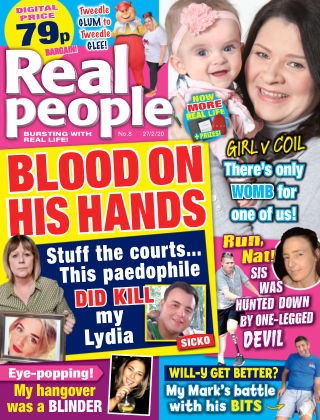 Real People - UK Issue 8 - 2020