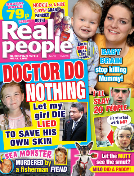 Real People - UK March 05, 2020 00:00
