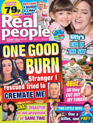 Real People - UK Issue 11 - 2020