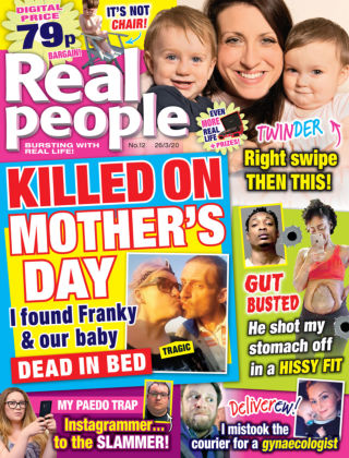 Real People - UK Issue 12 - 2020