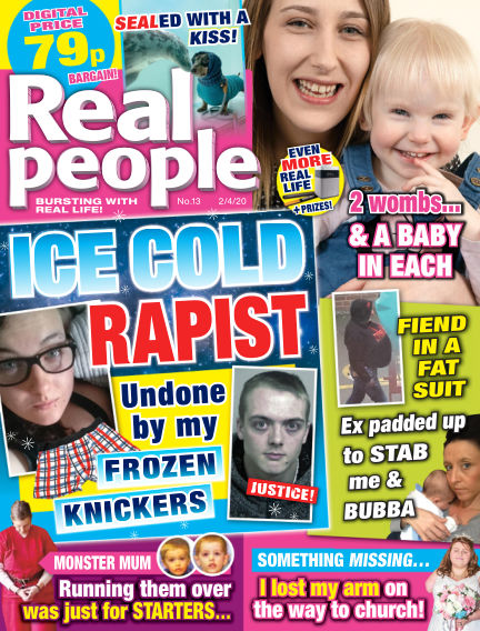 Real People - UK March 26, 2020 00:00
