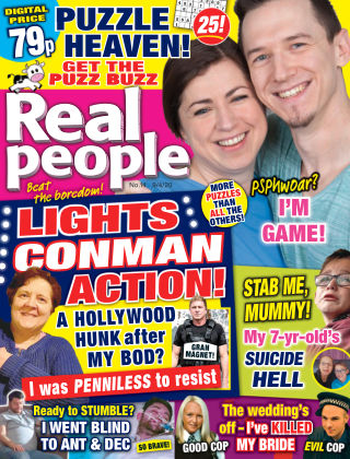 Real People - UK Issue 14 - 2020