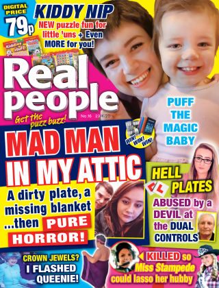 Real People - UK Issue 16 - 2020