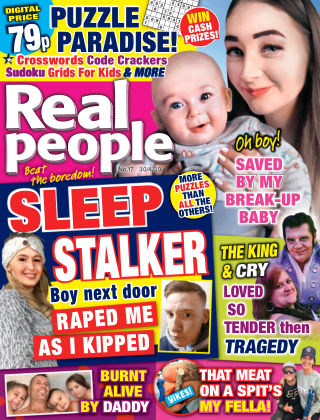 Real People - UK Issue 17 - 2020