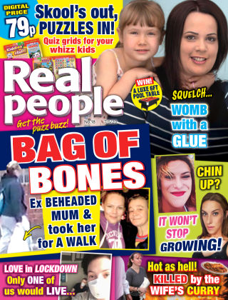 Real People - UK Issue 18 - 2020