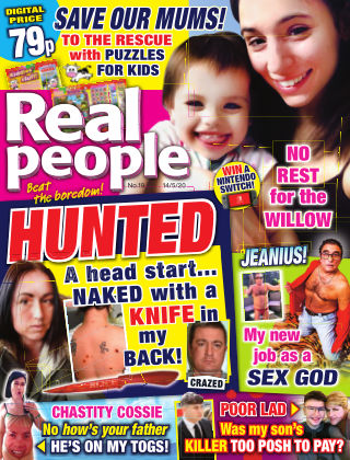 Real People - UK Issue 19 - 2020