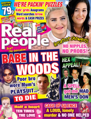 Real People - UK Issue 20 - 2020