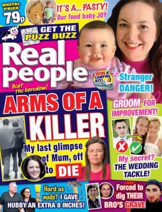 Real People - UK Issue 21 - 2020