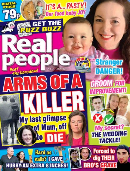 Real People - UK May 21, 2020 00:00