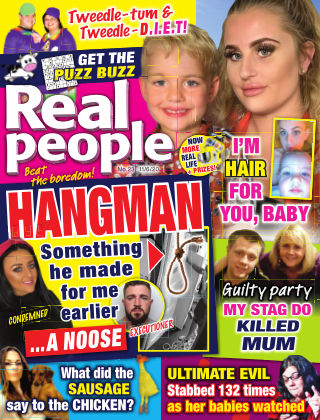 Real People - UK Issue 23 - 2020