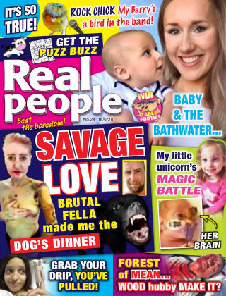 Real People - UK issue 24 - 2020