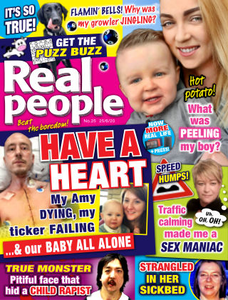 Real People - UK issue 25 - 2020