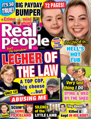 Real People - UK issue 26 - 2020