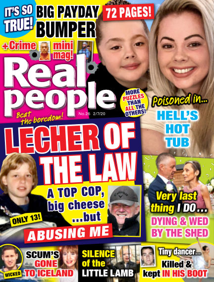 Real People - UK June 25, 2020 00:00