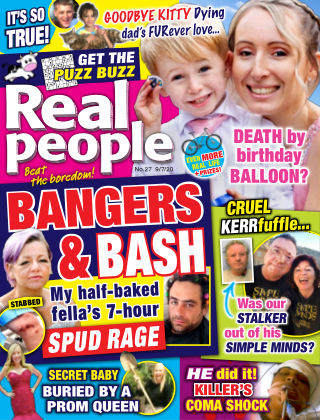 Real People - UK issue 27 - 2020