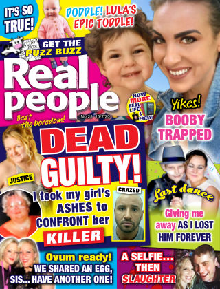 Real People - UK issue 28 - 2020