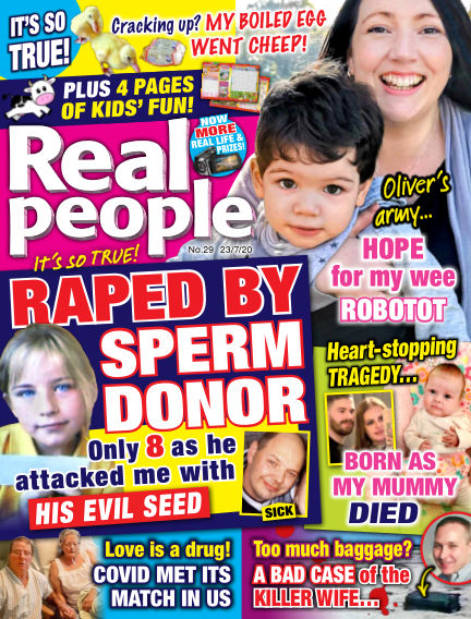 Real People - UK July 16, 2020 00:00
