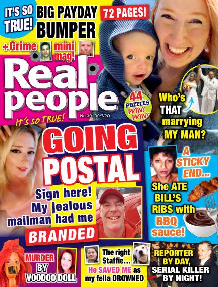 Real People - UK July 23, 2020 00:00