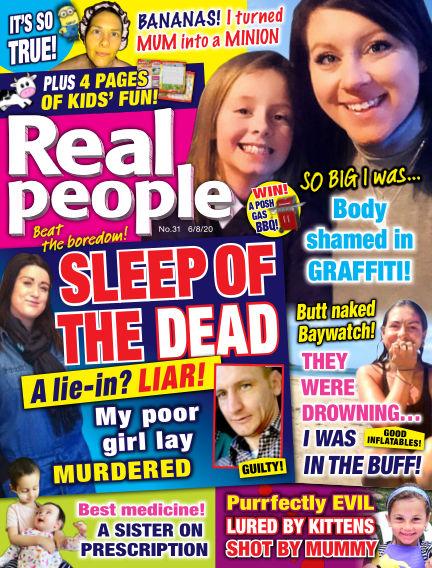 Real People - UK July 30, 2020 00:00