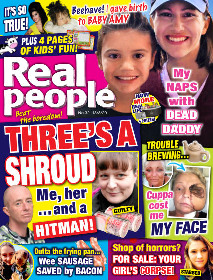 Real People - UK August 06, 2020 00:00