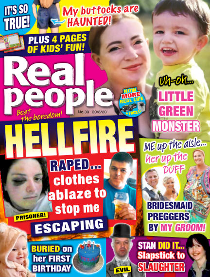 Real People - UK August 13, 2020 00:00