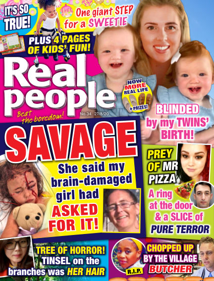 Real People - UK August 20, 2020 00:00