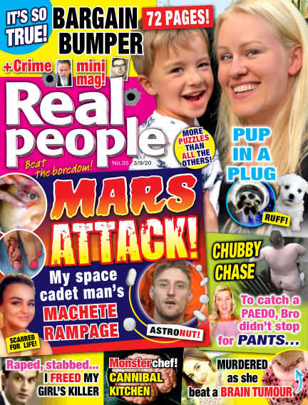 Real People - UK August 27, 2020 00:00