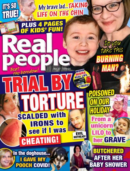 Real People - UK September 10, 2020 00:00