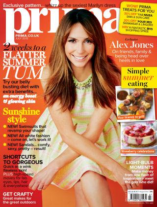 Prima - UK July 2015
