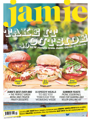 Jamie Magazine August 2017
