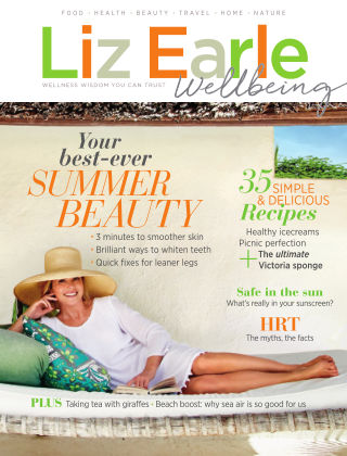 Liz Earle Wellbeing Summer 2018