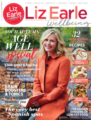 Liz Earle Wellbeing Autumn 2018