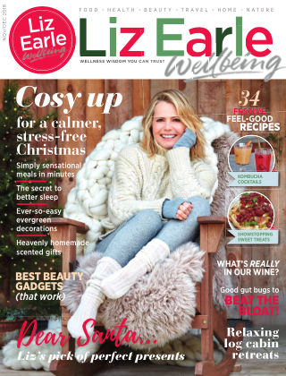 Liz Earle Wellbeing Xmas 2018