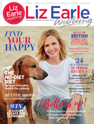 Liz Earle Wellbeing May Jun 2019
