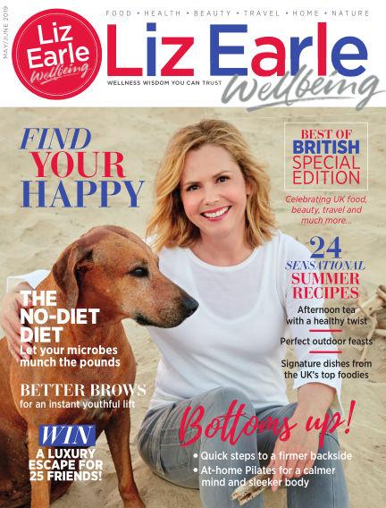 Liz Earle Wellbeing May 08, 2019 00:00