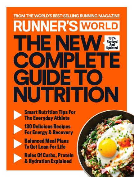 Runner's World New Complete Guide to Nutrition January 04, 2019 00:00