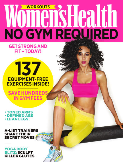Women's Health No Gym Required January 25, 2019 00:00