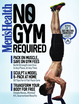 Men's Health No Gym Required Volume 1