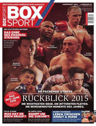 BoxSport 01/2016