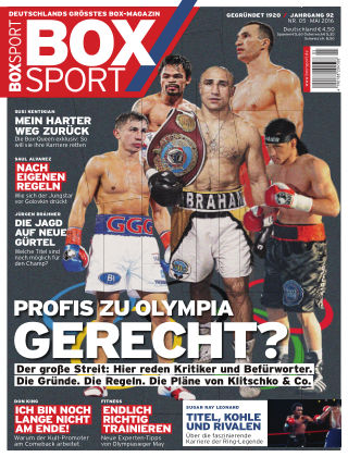 BoxSport 05/2016