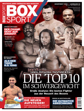 BoxSport 10/2016