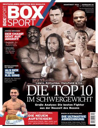 BoxSport 10/2016